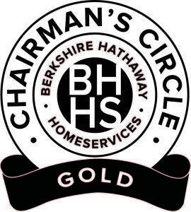 Chairman Circle Award_Gold