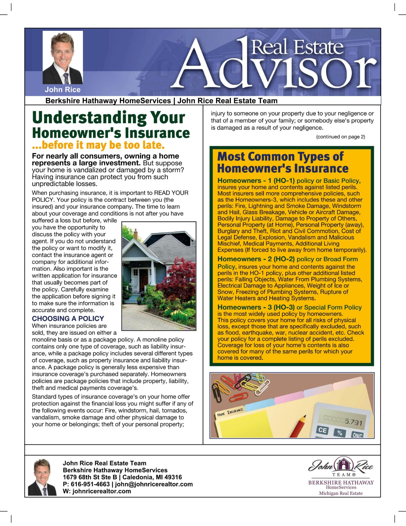 Homest Home Insurance What S It All About Real Estate