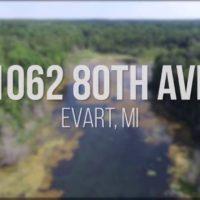 1062 80TH, EVART MI 80 ACRES PRIVATE LAKE, HOUSE, POLE BARN, WOOD SHOP AND MORE