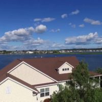 GEORGETOWN SHORES WEST HOME WITH PRIVATE LAKE FRONTAGE!