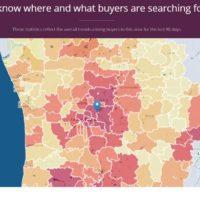 buyer activity around your home