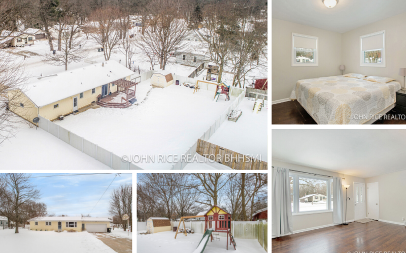 For Sale: Forest Hills Schools 3 Bedroom Fenced Backyard