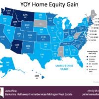 michigan gains in home equity avg 4000 a year john rice realtor bhhsmi