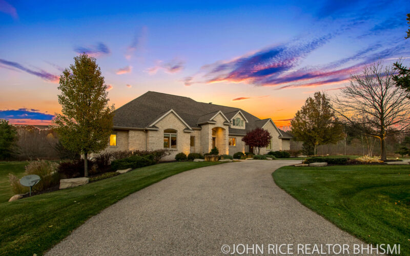 For Sale: 33 Acre Estate with Incredible Home, Barns, & Separate Office