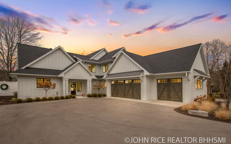 For Sale: Incredible Thornapple River Private Waterfront